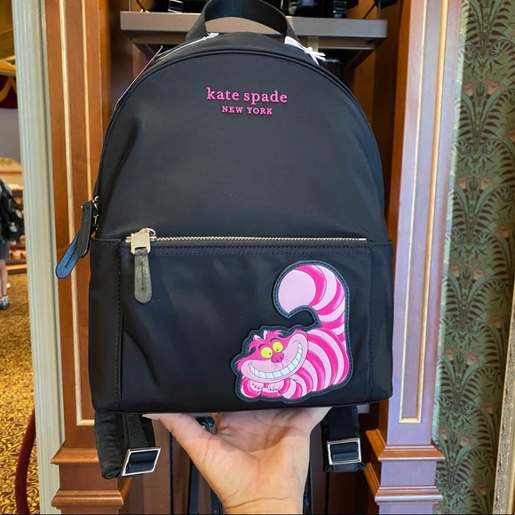 Kate Spade X Alice Cheshire Backpack